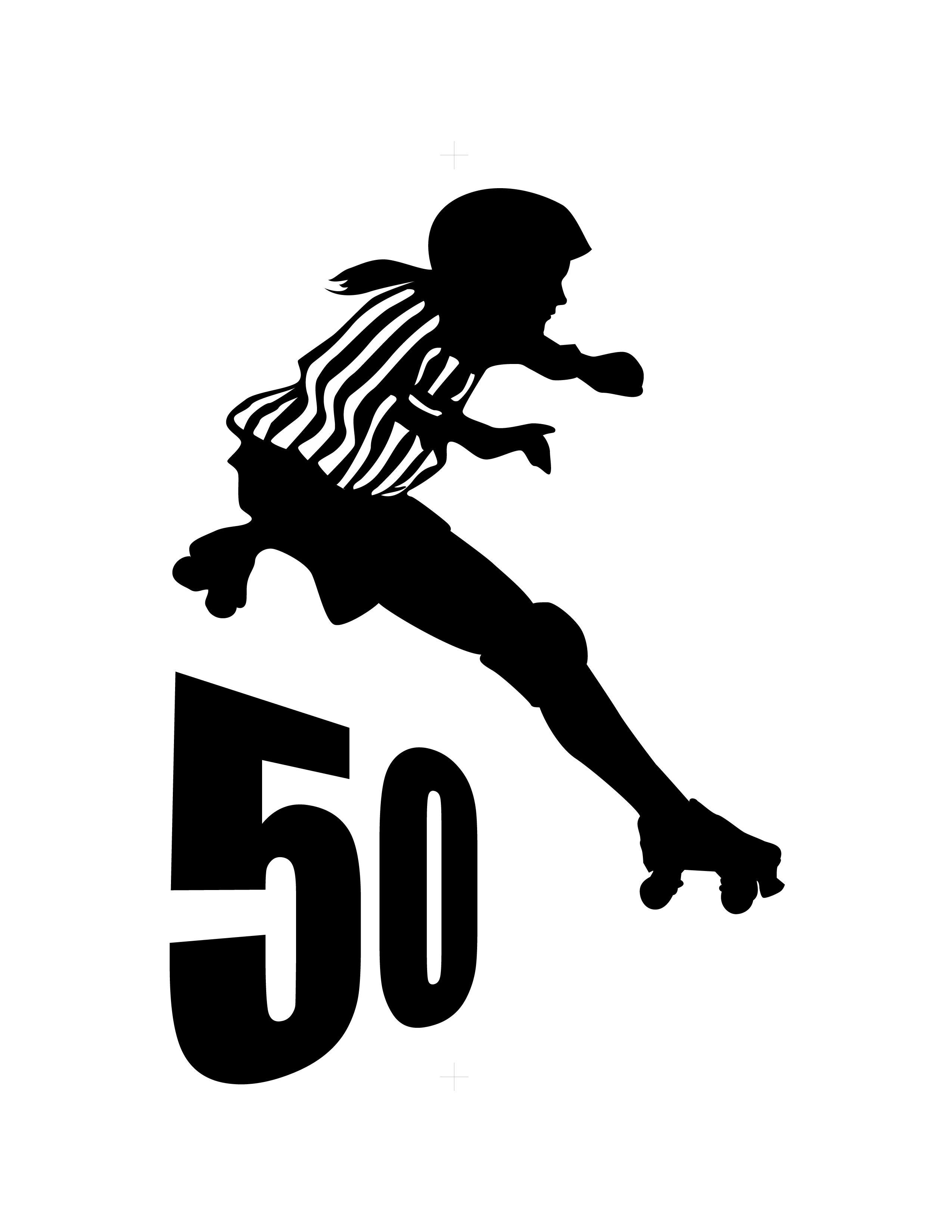Zebra over 50