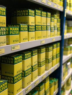 MannFilter Ölfilter