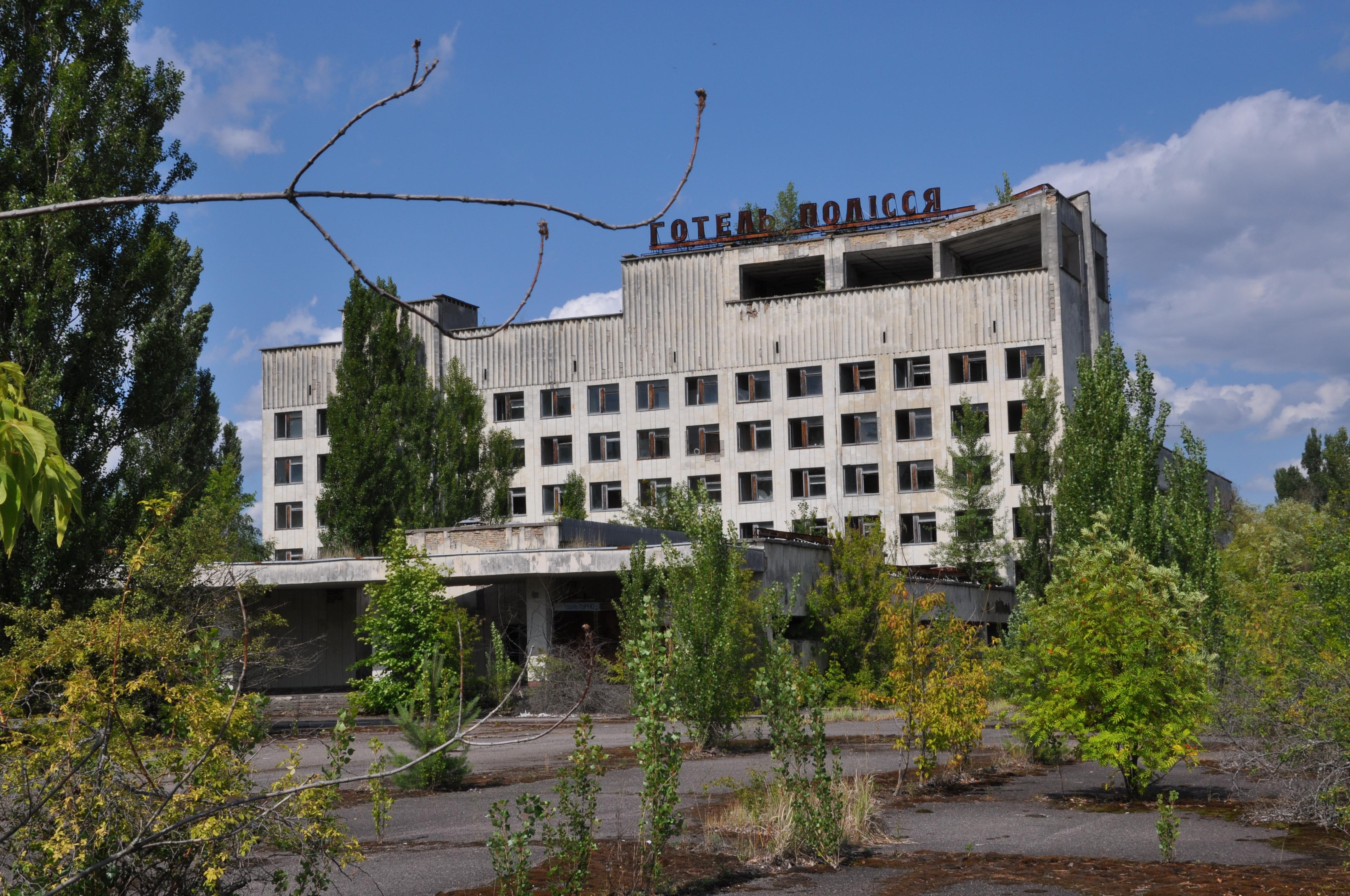 Гостиница полесье Чернобыль.JPG