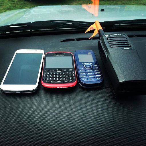 Cell phone for every network, plus a rad