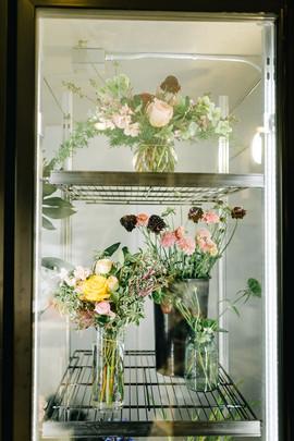 Floral cooler