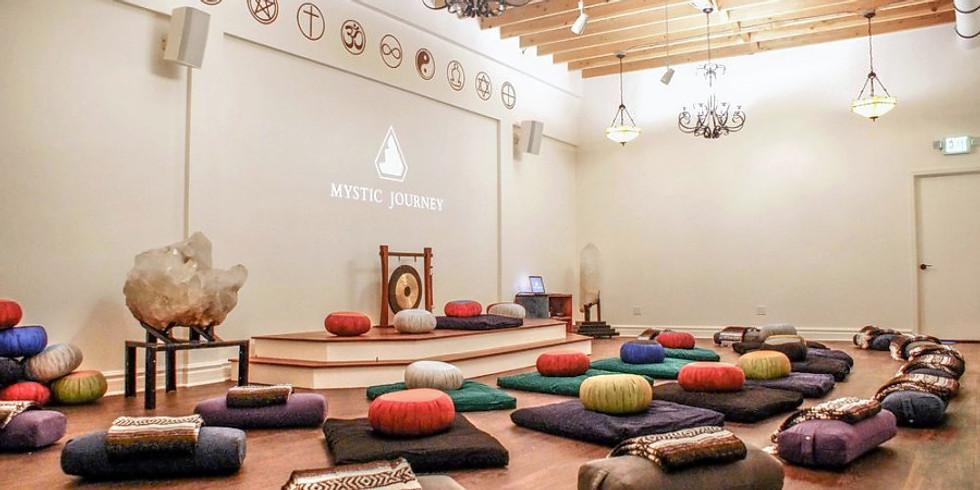 Surrender Love Breathe - A Guided Meditation with SriKala