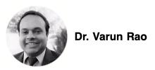 Dr Varun Rao