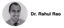 Dr Rahul Rao
