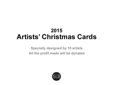 2015 Christmas Card Project_Donation