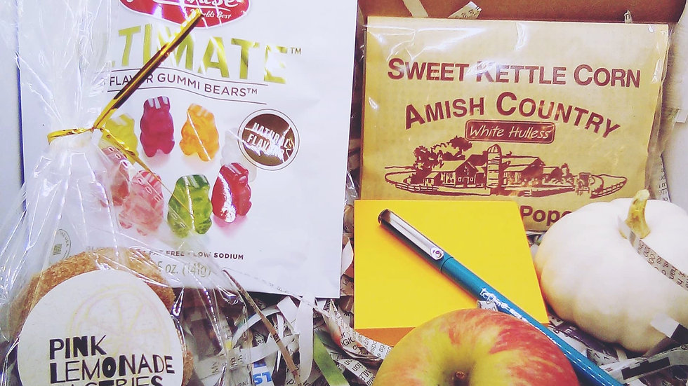 October College Subscription Box - single purchase only