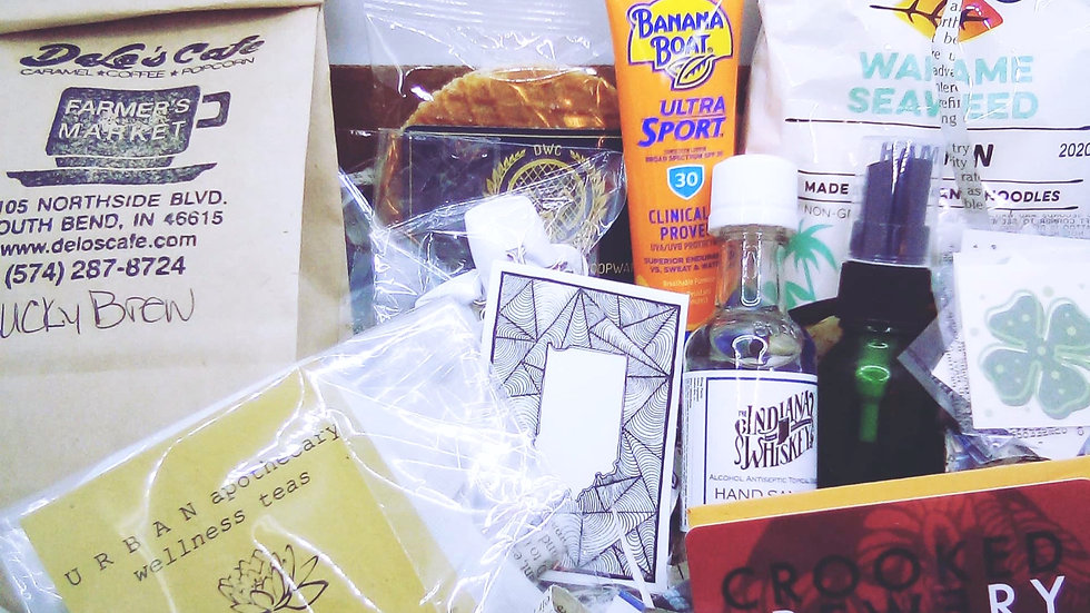 August College Subscription Box Deluxe - single purchase