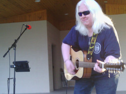 LIVE at the Fayetteville Fireman's Carnival 1