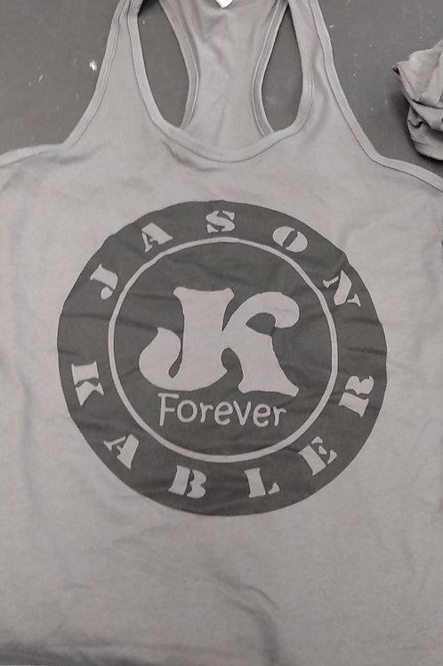 "Jason Kabler ""JK Forever"" Ladies Tank Top"