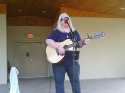 LIVE at the Fayetteville Fireman's Carnival 3