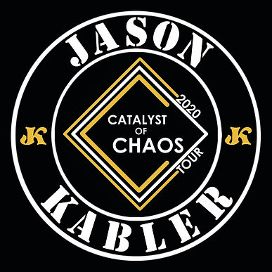 2020 Catalyst of Chaos logo  in Layers-