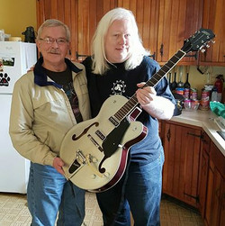 NEW GUITAR with Bob Daily!