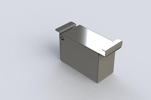 Porta esponja com tampa 7,5cm