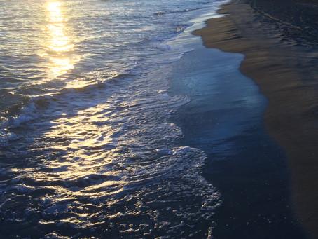 Longtemps avant la mer...