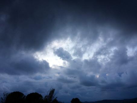 Nuages autour des nuages