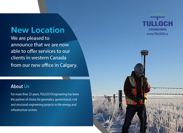 New Calgary Location