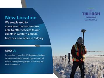 New Calgary Location