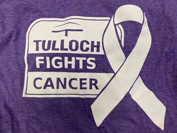 TULLOCH Fights Cancer