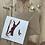 Thumbnail: Fox and pheasant greetings card