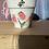 Thumbnail: Tiny hand painted plant pot