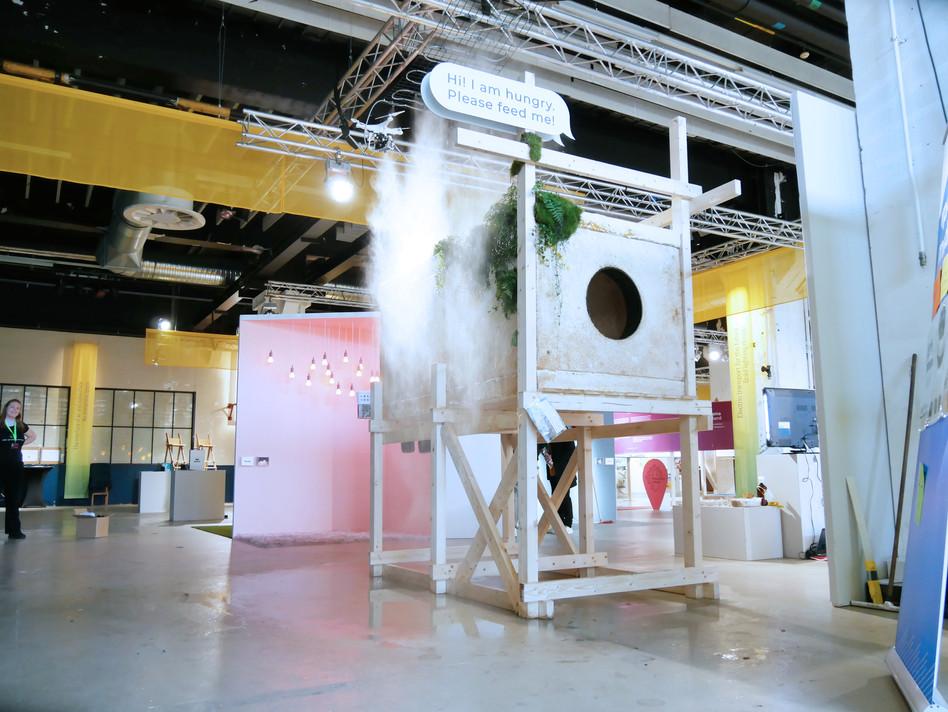 Solo Exhibition @Dutch Design Week