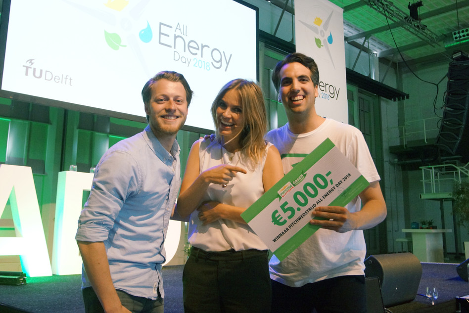 Winners All Energy Day 2018