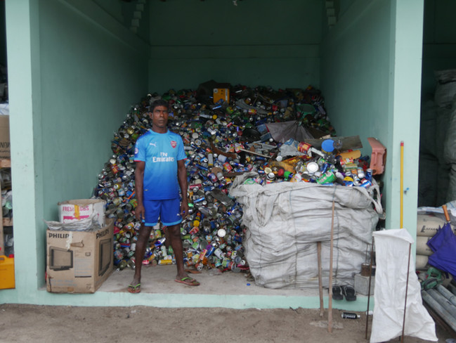 Local waste management