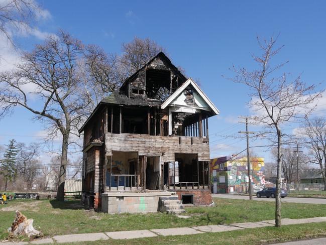 Detroit Decay