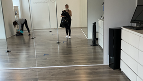 Pole Dancing For The First Time