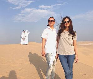 Desert Adventure by Show Me Qatar