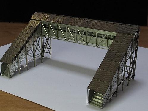 旧型跨線橋(キット):受注生産品