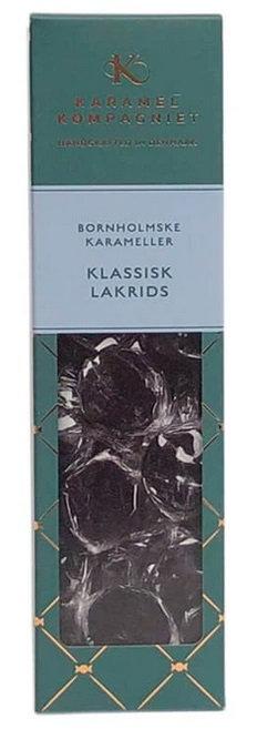 Karamel Kompagniet - lakridskarameller 138 g