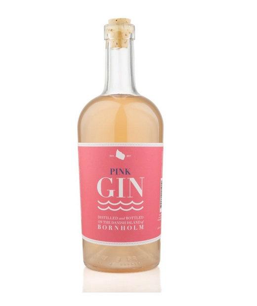 Østersøens Brænderi, Pink Gin, 50 cl