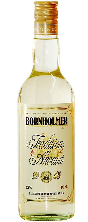 Bornholmer Traditionsakvavit, 35 cl
