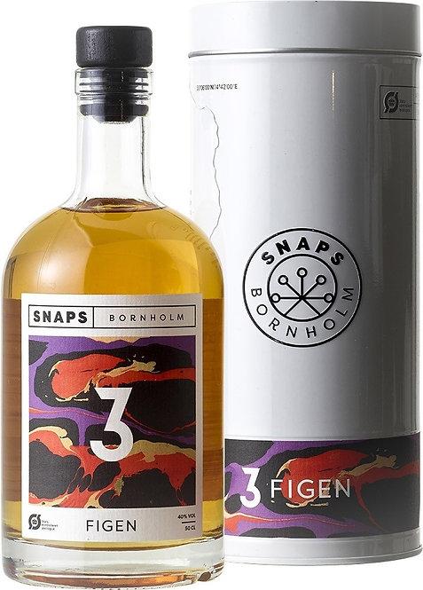 No 3, Figen Snaps, 50 cl