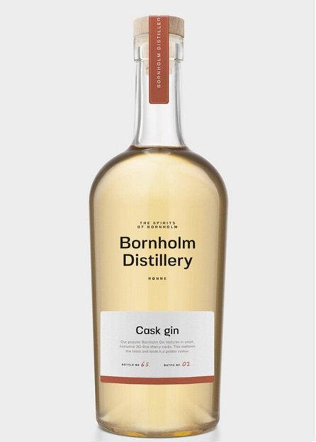 Bornholm Distillery, Cask Gin, 50 cl