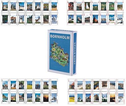 Spillekort, Bornholm