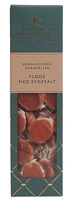 Karamel Kompagniet - fløde & sydesalt karameller 138 g