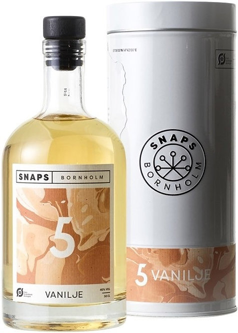 No 5, Vanilje Snaps 50 cl