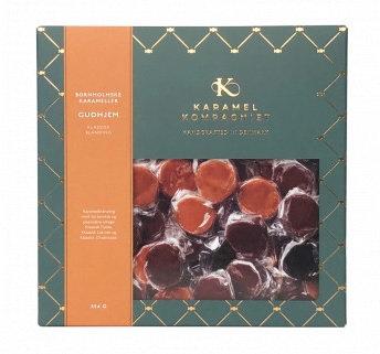Karamel Kompagniet, gaveæske Gudhjem, 354 g