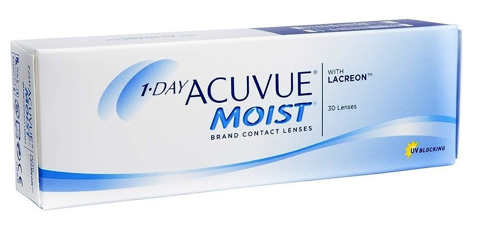 1-Day Acuvue Moist Negativas