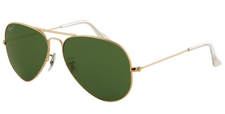 Ray-Ban Aviator Large Metal 3025 001/58 Polarizado