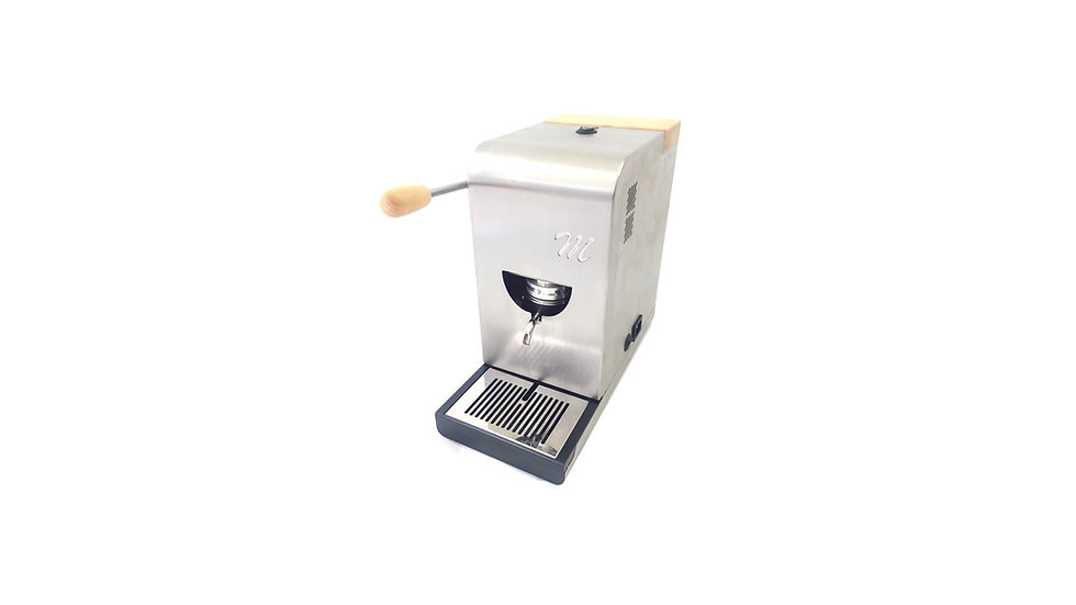 "E.S.E. Espressomaschine ""Manufaktur"" E.S.E. Pod / Pad"