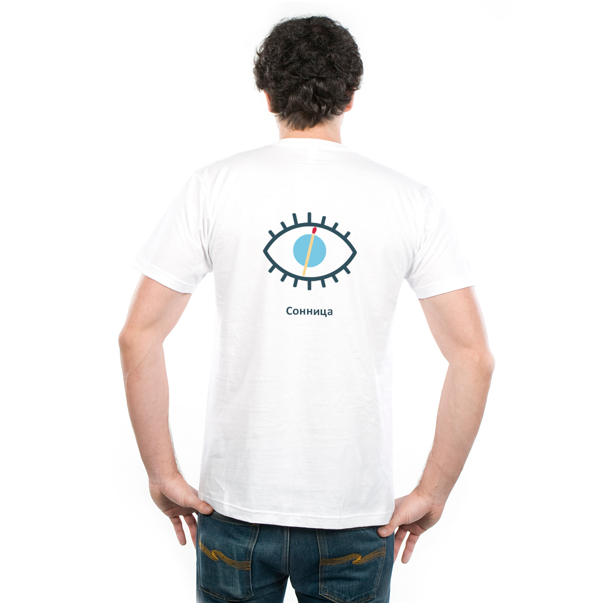 футболка сонница-бессонница спина
