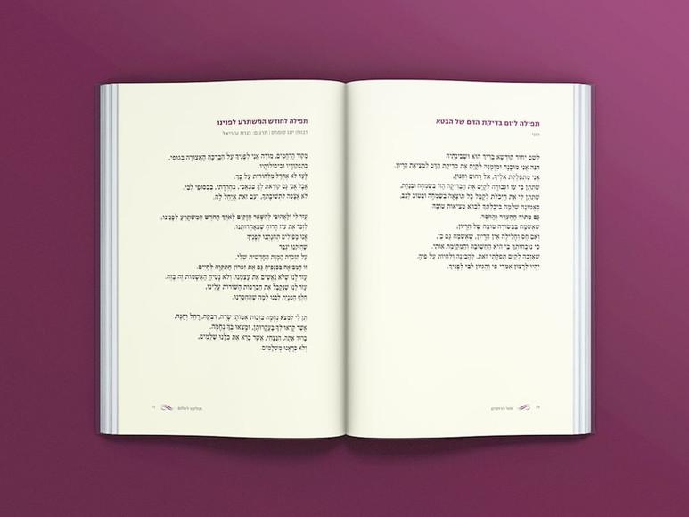 עיצוב כפולת עמודים
