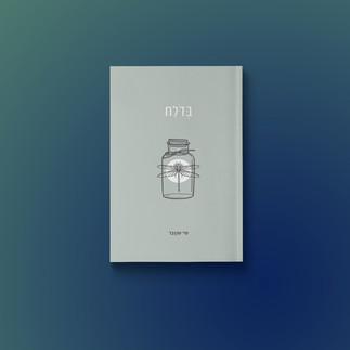 עיצוב ספר שירה שי שוובר