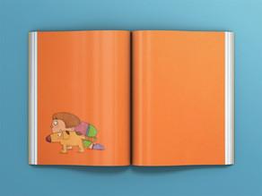 עיצוב פורזץ (הדף המפריד בין הכריכה לתחילת הספר)