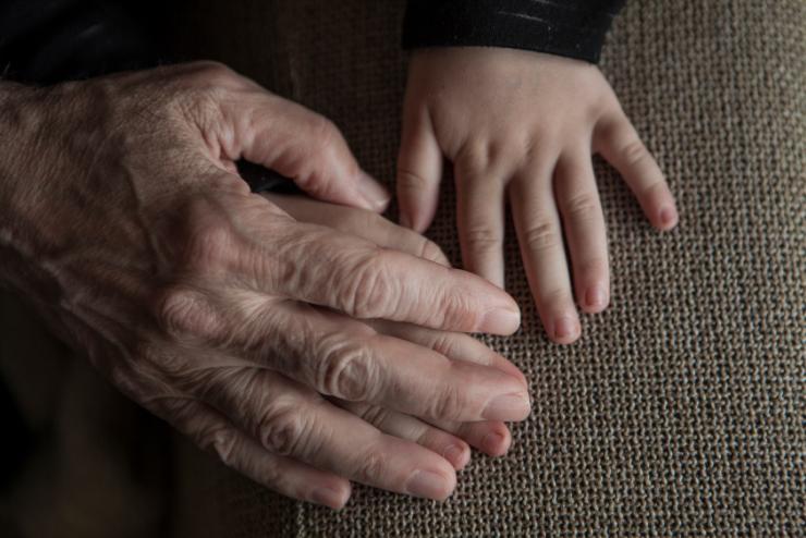 ręce pokolenia