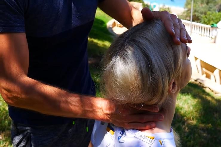 masaż na nadnercza 2