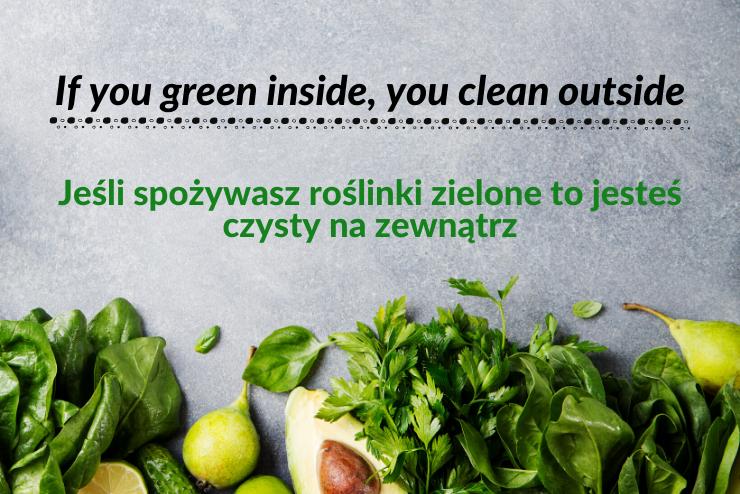 zielone zdrowie